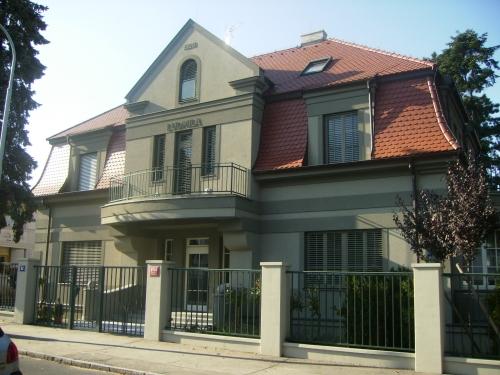 Vila Ludmila, Praha