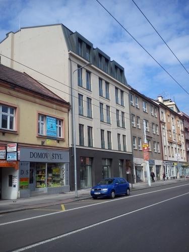 Administrativní budova,17.listopadu, Pardubice